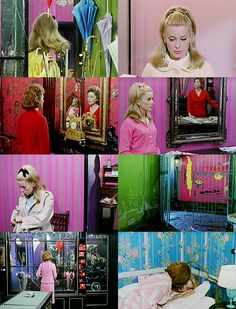 The Umbrellas of Cherbourg- beautiful technicolor musical courtesy of jacques demi, with the timeless Catherine Deneuve