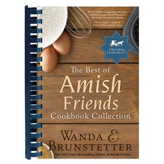 Best of Amish Friends Cookbook Collection