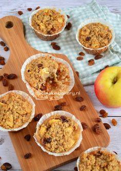 Appeltaart havermout muffins | Laura's Bakery | Bloglovin'
