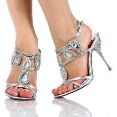 elegant-airy-summer-footwearsilver-bridesmaid-shoes-1.jpg (736×736)