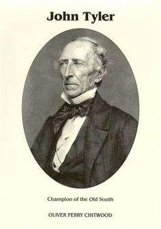 John Tyler: Champion of the Old South by Oliver P. Chitwood https://www.amazon.com/dp/0945707029/ref=cm_sw_r_pi_dp_x_XmiRyb4RWG13S