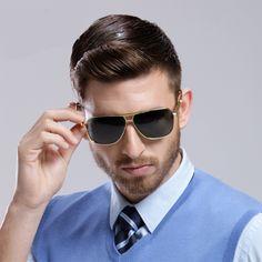 62d46cdbc US $20.98 |Aliexpress.com : Buy 2015 Men Polarized Sunglasses Cool Design  Polarized Sunglasses Fishing HD Outdoor Yurt Mirror Fashion Gafas De Sol  Hombre ...