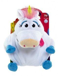 Tummy Stuffers Wild Ones! White Unicorn