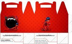 Kits Imprimibles Piquilin: Kit Imprimible Prodigiosa Ladybug GRATIS