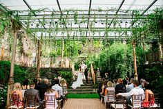 WedLuxe – A Magical, Botanical Wedding at Maui's Haiku Mill | Photography By: Chris J. Evans - florals by Teresa Sena Design