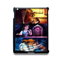 Beauty And The Beast Story TATUM-1709 Apple Phonecase Cover For Ipad 2/3/4, Ipad Mini 2/3/4, Ipad Air, Ipad Air 2