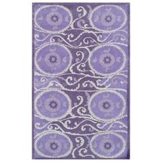 I pinned this Oy Swirl 5' x 8' Rug from the Rug Market event at Joss and Main!