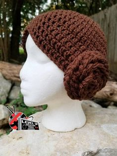 The Princess of all Princesses! Who DIDNT try to put their hair in these iconic buns? Now you can just slip one of these on and replicate the look in an instant! These beanies are available in all sizes and make great gifts and are also great for photo shoots!  If ordering more than 1