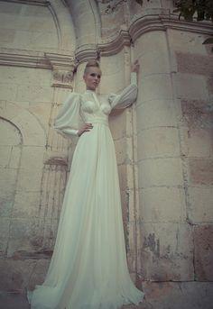 d-elicatebeauty: Yaki Ravid Bridal Collection 2012