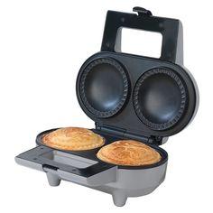 Salter EK1691 Deep Fill Double Non-Stick Electric Pie Maker 1000 W