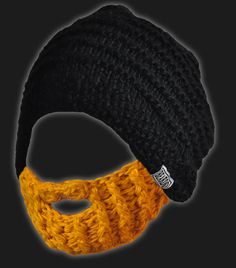 Keep your boyfriends head and face warm! I've got a blondie, so this would be perfect for him.