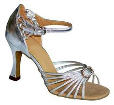 ballroom dancing shoes -- perfect for dancing the night away!