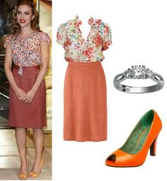 What the Frock? - Affordable Fashion Tips and Trends: Scarlett Johansson's Style for $99.74