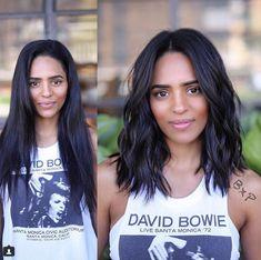 Medium Hair Styles, Curly Hair Styles, Hair Color And Cut, Pretty Hairstyles, Men's Hairstyle, Formal Hairstyles, Wedding Hairstyles, Shoulder Length Hair, Mi Long