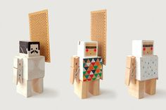 Ta.Ta. Unconventional Design For Kids: OH & AH