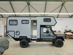 Pickup Camper, Truck Camper, Camper Van, Pick Up, Truck Bed Camping, Mercedes G Wagon, Adventure Campers, Off Road Camper, Expedition Vehicle
