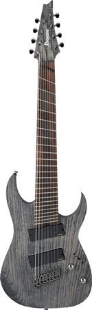 Ibanez Iron Label RGIF8 Fanned Fret 8-String Electric Guitar