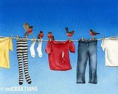 laundry duty