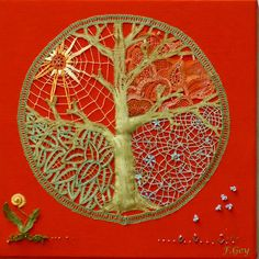 Frédérique Chiloup-Gey - Artiste textile: Souvenirs du Festival d'Hondschoote 2013...