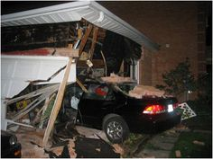 Accidents will happen and if you find yourself with a car suddenly parked in your house instead of the driveway, we know how to help! Economic Development, Suddenly, Spotlight, Restoration, Finding Yourself, King, Business, Board, House