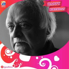 Tujhe Mujh Se, Mujh Ko Tujh Se, Jo Bohot Hi Pyaar Hota Na Tujhe Qaraar Hota, Na Mujhe Qaraar Hota - Anwar Maqsood #AnwarMaqsood #HappyBirthday #BirthdayWithTheStrars #PakistaniArtists#GeoFilms#7.Sept
