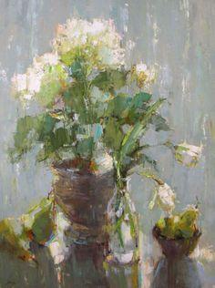 barbra flowers | White Flowers #59