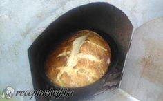 Rusztikus krumplis kenyér