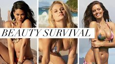 What five beauty products would Emily DiDonato, Chanel Iman and Genevieve Morton bring with them on a desert island? We've got the scoop in the newest Beauty Survival videos!