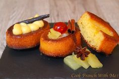 Cook French with Me : Rum Baba