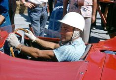 Sir Stirling Moss 1957