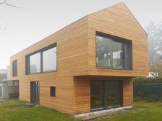 Wohnhaus aus Holz | Menzel | Kossowksi