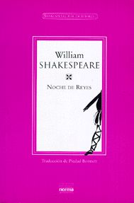 Noche de Reyes. William Shakespeare