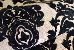 Potahová látka Flok 1360B Textiles, Alexander Mcqueen Scarf, Crochet, Fashion, Moda, Fashion Styles, Ganchillo, Fabrics, Crocheting