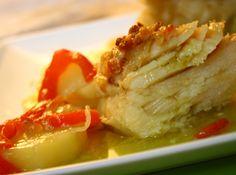 Bacalhoada perfeita para as festas de fim de ano! #bacalhau #natal #receitas #ceia #dezembro #comida #jantar #cod #fish #christmas #recipe #dinner #december #food