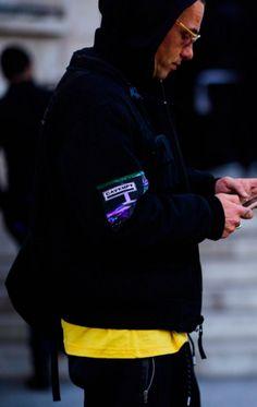 Street Style, Paris, PFW, Paris Fashion Week Mens, Menswear, Le21eme, Adam Katz