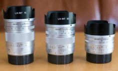 Quick hands-on review of the Handevision IBERIT lenses on a Leica M10 camera | Leica Rumors