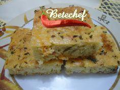 Receitas de Todos os Dias: Torta de Sobras de Arroz com Ervas e Iogurte