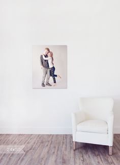 How to Hang Art - what height.