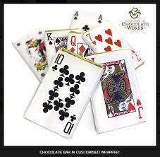 Poker Online Cc Custom Wrappers Personalized Chocolate Chocolate Bar Wrappers