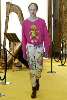 Gucci | Cruise 2018 | Look 83