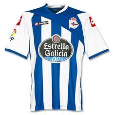 Deportivo La Coruna Home Jersey
