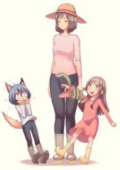 Pobre Ame xD y esa Yuki como siempre una loquilla :3