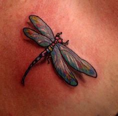 13 Dragonfly Tattoo Designs - Project 4 Gallery