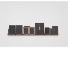 Vija Celmins, Blackboard Tableau #1, 2007-10