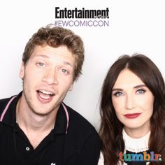 Carice Van Houten at 2015 Comic-Con - game-of-thrones Photo