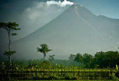 Merapi Volcano - Jogjakarta