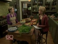 The Slow Food Movement & Alice Waters: 60 Minutes Interview