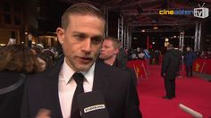 Berlinale Premiere LOST CITY OF Z - Robert Pattinson, Charlie Hunnam, Si...