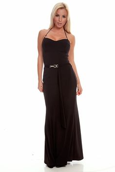Cheap Black Maxi Dress
