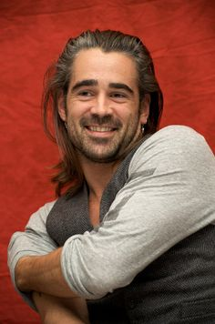 colin farrell 3 oct08 , I love this!